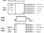 Switching controller TO-220/5, National Semiconductor
